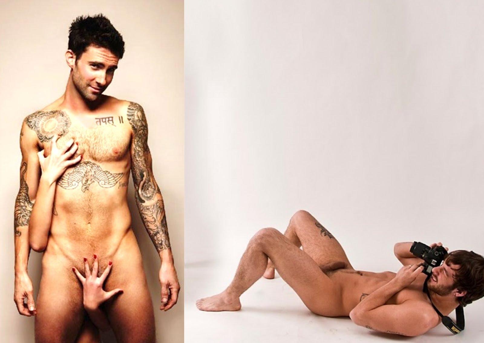 Nude Pictures Of Adam Lambert