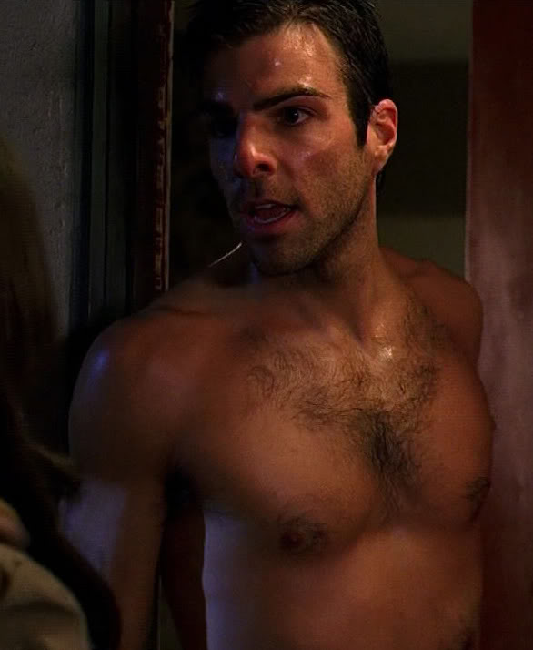 Zachary Quinto Naked